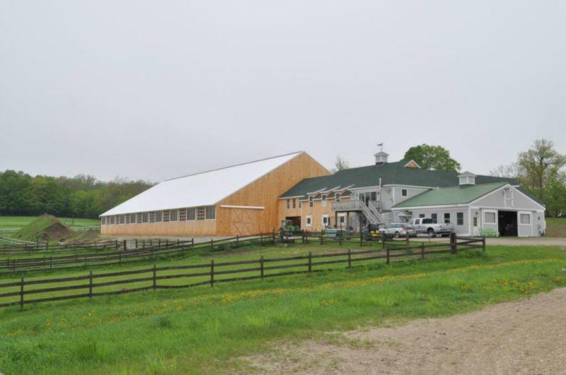 Iron Horse Structures : Calhoun Buildings for Sand and Salt