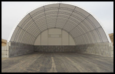 Municipal Structures, Salt Sheds, Storage Sheds